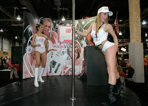 В Лас-Вегасе открылась выставка новинок в порноиндустрии