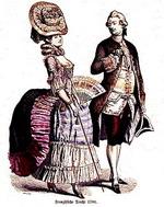 Женские хитрости красавиц 18 века