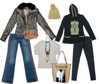 Рациональный модный гардероб сезона весна-лето 2007.