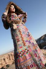 «Сымбат»: аппликации и богатая ручная вышивка