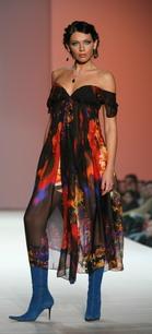 Alina Assi: вышивки, шелка, бархат
