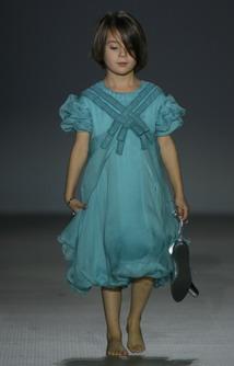 Показ новой коллекции Mariomi: Красота спасёт мир.