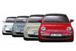 Fiat 500 - Реинкарнация культовой модели.
