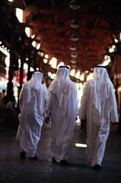 Как спасаются от жары на арабском Востоке.