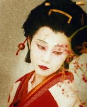 Как правильно одеть кимоно.