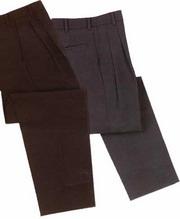 Откуда появились брюки.