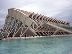 Валенсия. Город будущего.