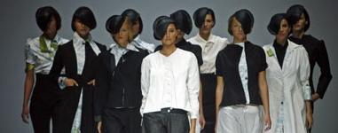 Прздник моды в Мадриде.