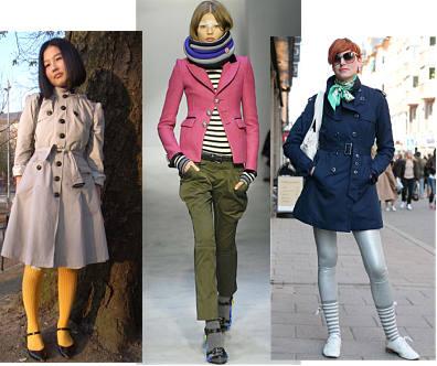 Модные тенденции осень-зима 2007-08.