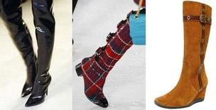Модная обувь осень-зима 2007-2008