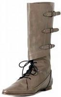 Обувь зима 2007 2008. Актуальные модные детали