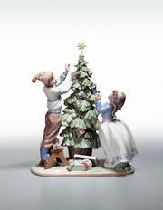 Подарки на Новый Год и Рождество. Новинки осень-зима 2007-2008 от Lladro.