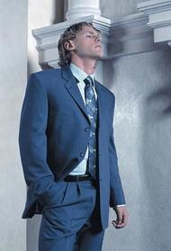 Стиль делового мужчины. Модный образ в костюме и без.