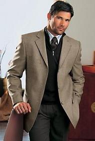 Мужской костюм.  Как оценить качество.  Пошив мужского пиджака.  Мастер-класс.