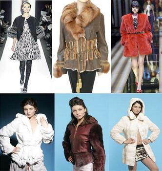 Модные тенденции 2007-2008