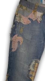 Джинсы. Мода весна 2008