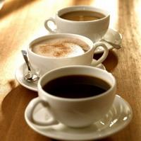 Все рецепты приготовления кофе.