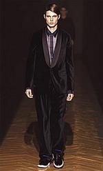 Мужская мода весна-лето 2008. Смокинг снова в моде!