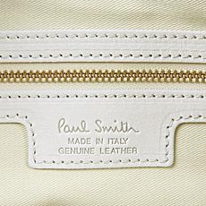 Аксессуары 2008. Стильная сумка от Paul Smith.