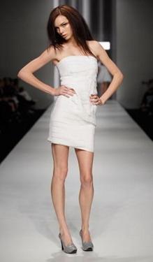 Взгляд на Австралийскую Неделю Моды. Мода лето 2008 от Николы Финети.