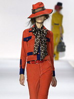 Берет, кепка, шляпка. Мода - лето 2008