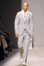 Мужская мода на лето 2008: ботаники и повстанцы-бомжи