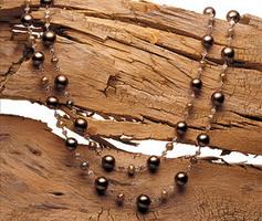 Ювелирный тренд: дерево и бриллианты