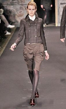 Самые актуальные тренды. Мода осень 2008.