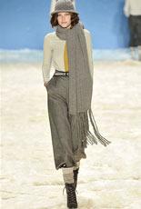 Коллекция Осень 2008. Lacoste.