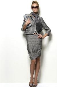 Тенденции женской моды. Осень-зима 2008/2009