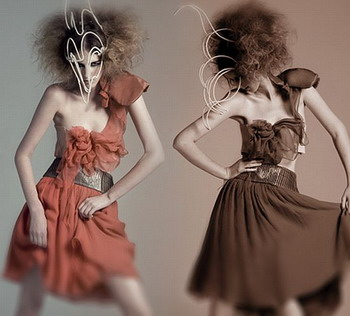 Eyola – самые модные платья сезона осень-зима 2008-09.