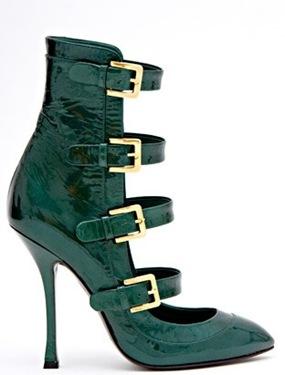 5 лучших дизайнеров обуви сезона осень/зима 2008