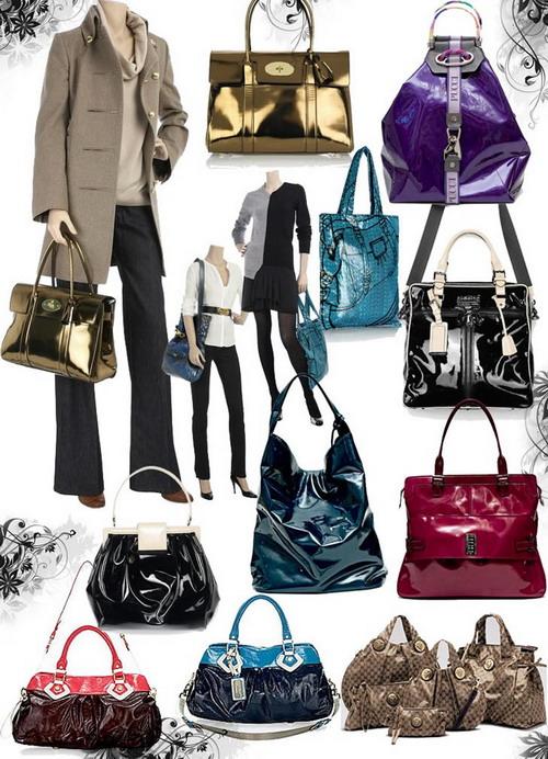 Модные женские сумки сезона Осень.