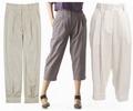 Модные советы осень 2008 – укороченные брюки и брюки в складку!