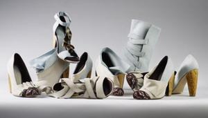 Стиль осень-зима 2008-2009.Магическая обувь северного оленя от Терри Полк.