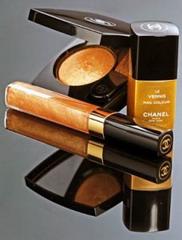 Косметика от Chanel - очарование осени