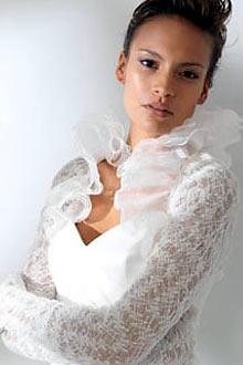 Свадебная мода - зима 2009
