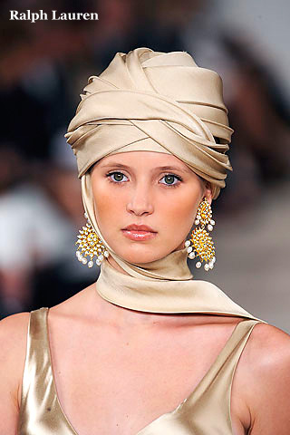Мода весна 2009: серьги