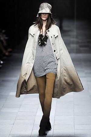Весна-Лето 2009: Новые законы моды.