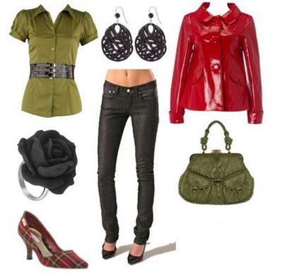 Модная Одежда И Обувь