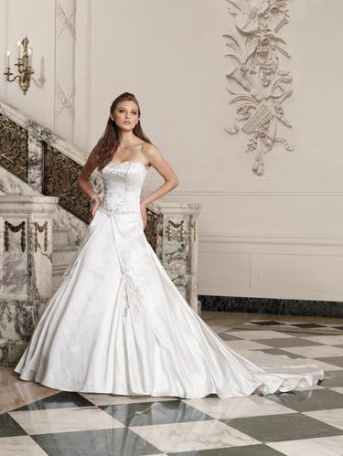 Свадебная мода весна 2009