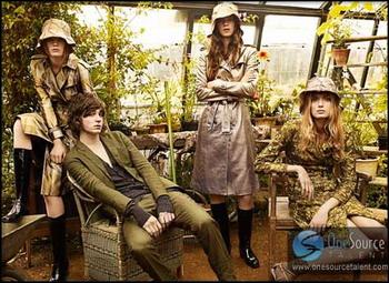 Модные серые будни весны 2009