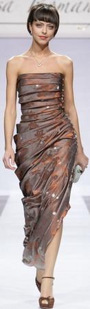 """Женские коллекции """"Мужского дня"""" на Volvo Fashion Week в Москве. Сезон Осень-Зима 2009-2010"""