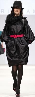 Рустам Исхаков на Volvo Fashion Week в Москве. Мода Осень-Зима 2009-2010
