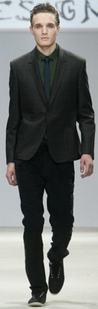 "Мужская мода на ""мужском дне"" Volvo Fashion Week в Москве. Сезон Осень-Зима 2009-2010"