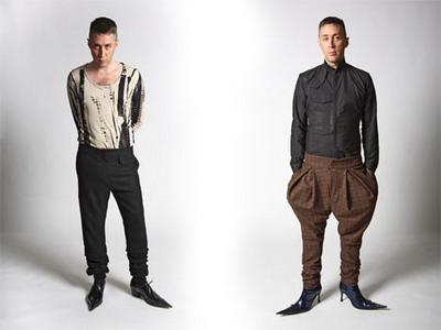 Шалости модного дизайнера