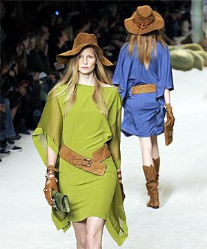 Мода 2009. Основные тенденции.
