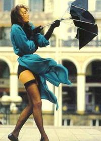 Как высушить зонт