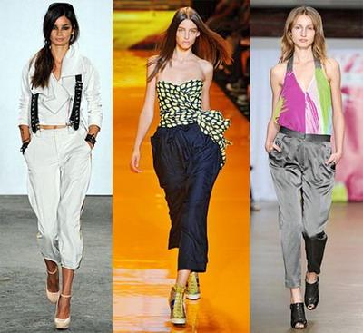 Ежегодно меняется мода. Мода на лето 2009.