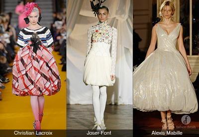 Тенденция сезона: мода на овалы.